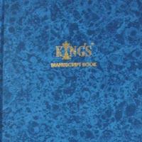 A5 Size Casebound Notebook