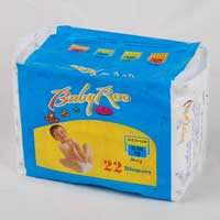 Medium Baby Roo Diapers