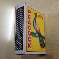 Eco Cardboard Match (Peacock CB 40'S)