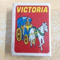 Eco Cardboard Match (Victoria CB 40'S)