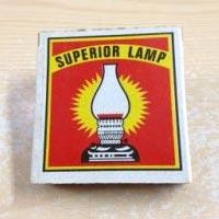 Premium Cardboard Match (Superior Lamp Slim 30'S)