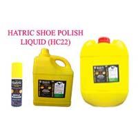 Hatric Shoe Polish Liquid Cleaner