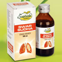 Swar Sudha Cough Syrup