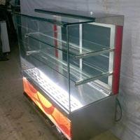 Sweet Display Counter 8