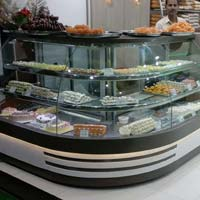 Sweets Display  Counter Korean
