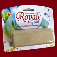 Royal Gold Sandalwood