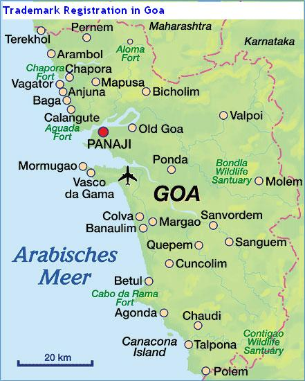 Trademark Registration in Goa Panaji