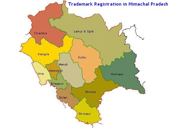 Trademark Registration in Himachal Pradesh, Shimla, Palampur, Kullu
