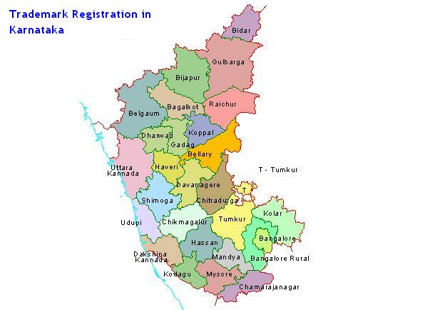 Trademark Registration in Karnataka Bangalore,Bijapur, Shimoga, Gadag, Adoni