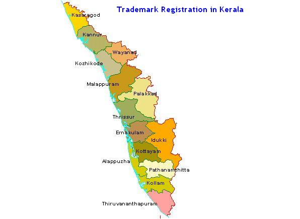 Trademark Registration in Kerala,Calicut, Palghat, Valparai, ochin