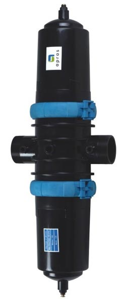 Self Cleaning Foot Valve Filter 3