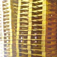 Four-Way Wooden Pallets