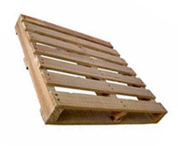 Two-Way Wooden Pallets