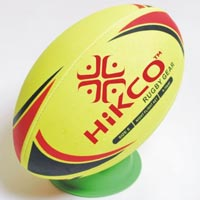 Rugby Union Ball 01