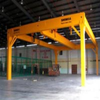 EOT Crane Structure Turnkey Project