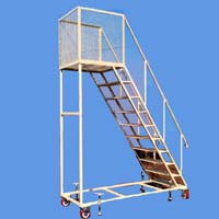 MS Fabricated Ladder