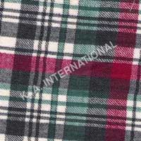 Wool Yarn Dyed Check Fabric
