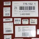 Barcode Labels Exporter