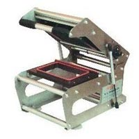 Plastic Tray Sealing Machine