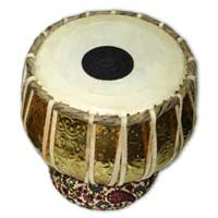 Brass Tabla Set