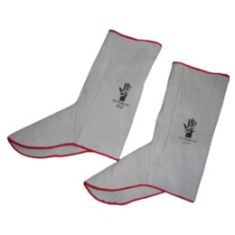 Leather Leg Guards