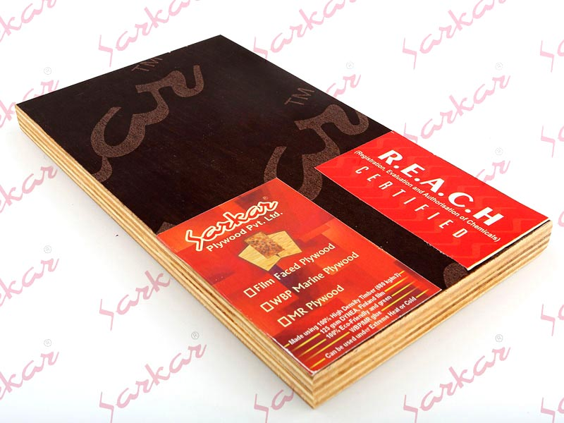Film Faced Plywood (12mm)