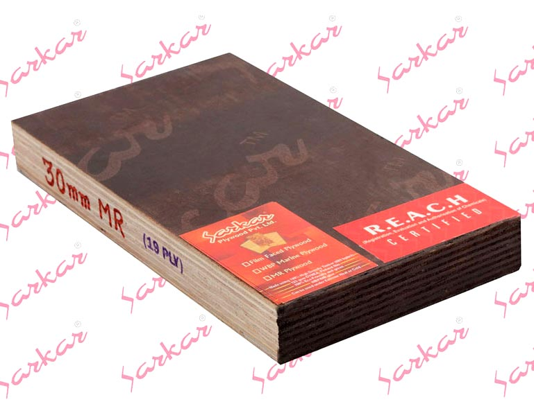 Film Faced Plywood (30mm)