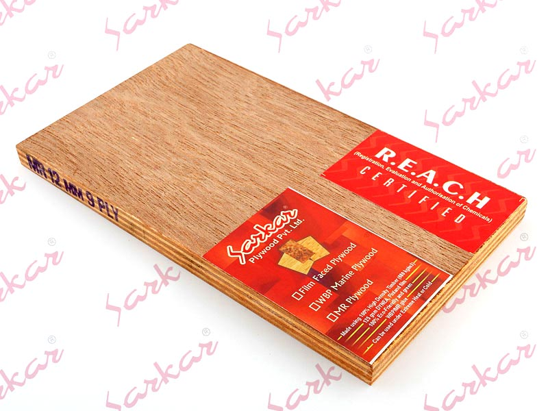 Keriung Face CWR MR Plywood (12mm)