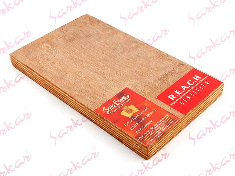 Keriung Face CWR MR Plywood (18mm)