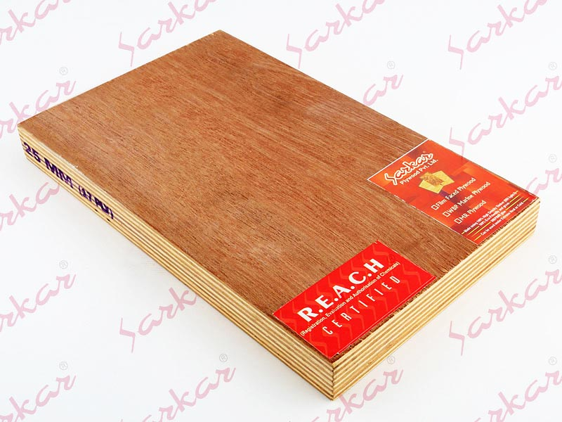 Keriung Face CWR MR Plywood (25mm)