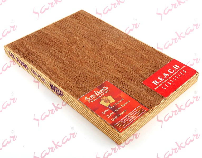 WBP Plywood (18mm)