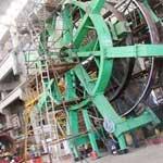 6-10 M Insitu Facing Machine