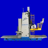 Horizontal Type Milling Machine