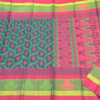 Cotton Silk Saree 04