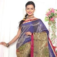 Hand Woven Silk Saree 05