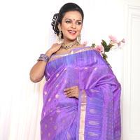 Hand Woven Silk Saree 06