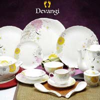 Goldee Series Dinner Set