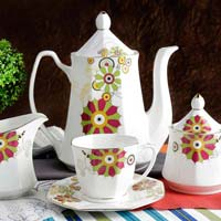 Goldee Series Tea Set