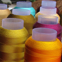 Viscose Embroidery Threads 04