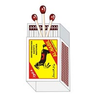 Safety Matches (AL-NABIL)