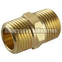 Brass Gas Fitting Nipples