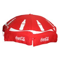 Coca Cola Umbrella