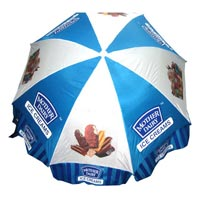 Mother Dairy Ice Cream Umbrella