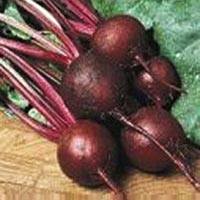 Ruby Queen Beetroot Seeds