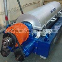 Reconditioning of Alfa Laval Decanters
