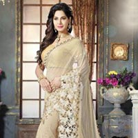 Embroidered Sarees (TS8)