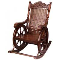 The Wooden Rocking Chair , manufactured, exported and supplied by us ...