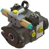 Axial Piston Pump 01