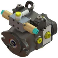 Closed Loop Axial Piston Pump