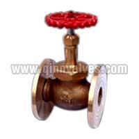 Bronze Union Bonnet Wheel Valve (Q-5)